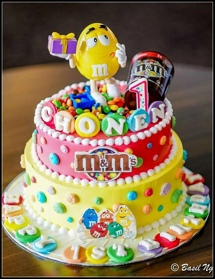 Pictures Of Birthday Cake Ideas