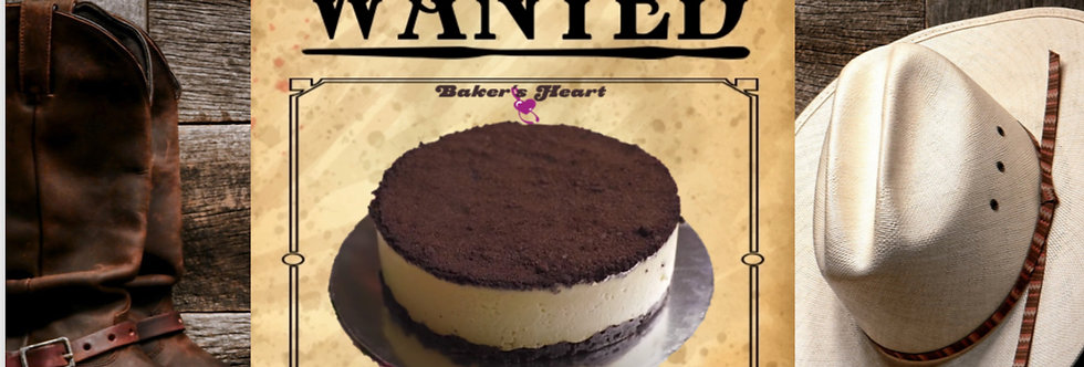 OREO RODEO - BAKED OREO CREAM CHEESE CAKE