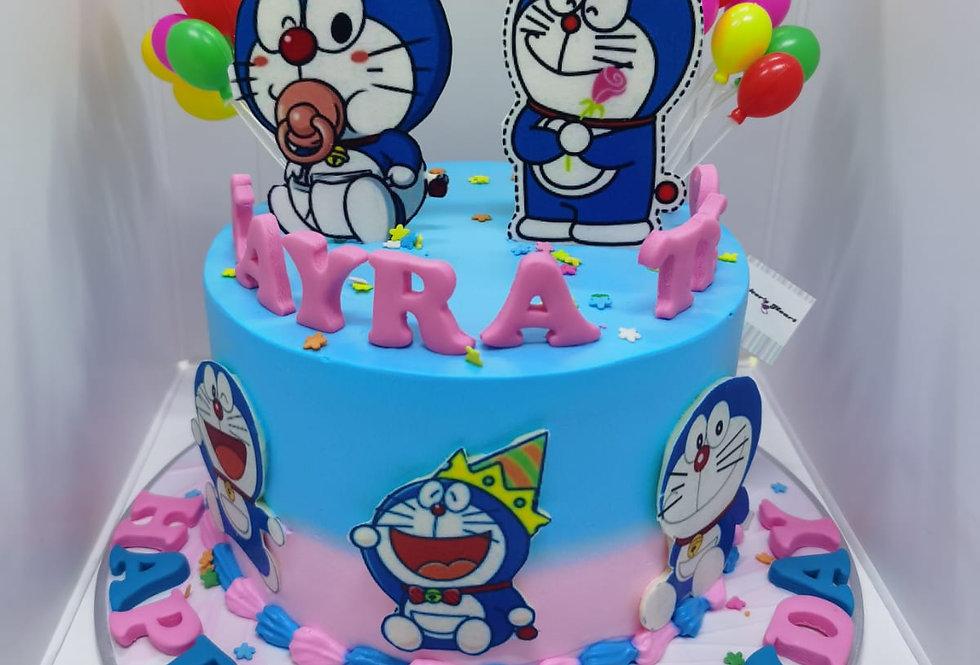 DORAEMON CAKE 01