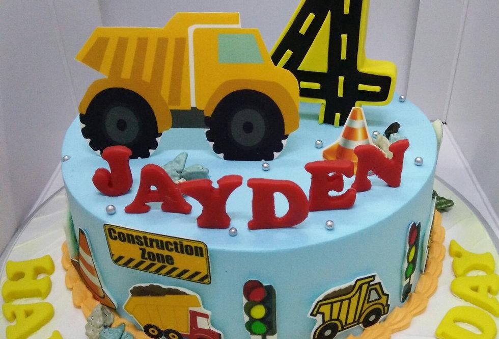 CONSTRUCTIONS CAKE