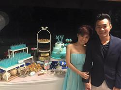 Cai Ai Jia Engagement Party