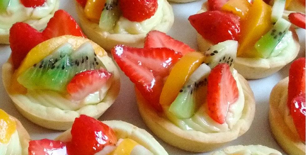 Joyous Fruity Tarts