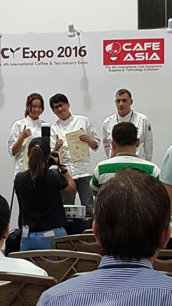 Sweet Bake Asia Baking Championship