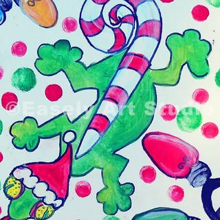 Holiday Gecko