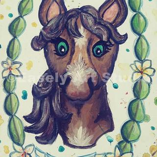 Paniolo Pony