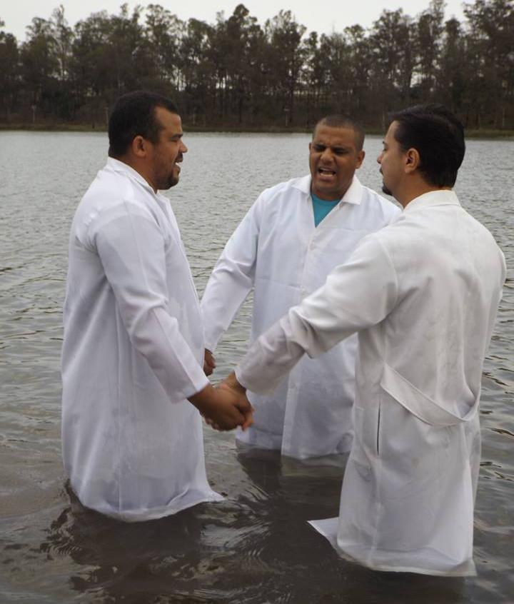 Consagração e Batismo