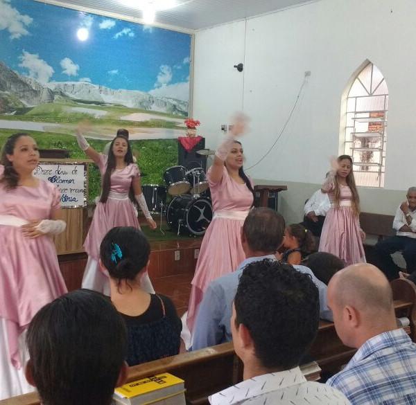 Pregando na IEAB-Porecatu