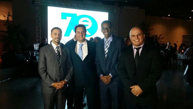 Benção no aniversário de 70 Anos da SRP