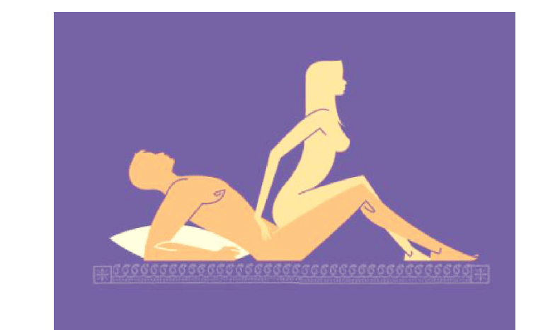 sex positions guide, reverse cowgirl sex position