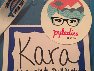 PyLadies Seattle Talk Mental Health