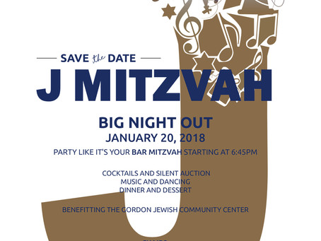 Support Camp Davis and Do the Horah at Big Night Out