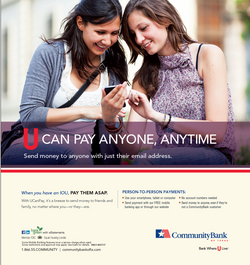 CommunityBank of Texas Ad