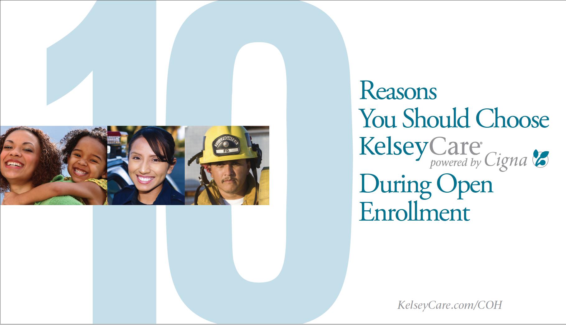 KelseyCare Brochure