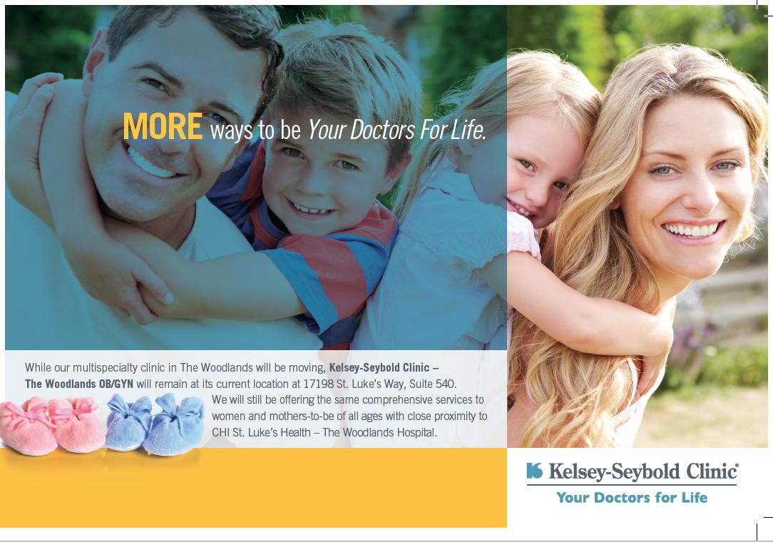 Kelsey-Seybold Clinic Opening DM