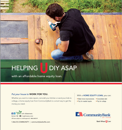 CommunityBank of Texas Ad