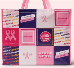 Gordmans BCRF tote bag