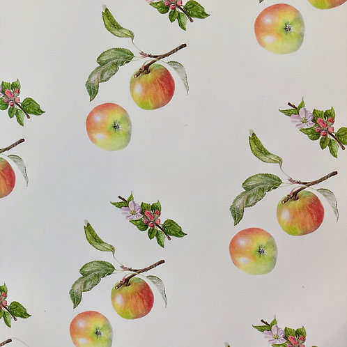 Green Apple Wrapping Paper