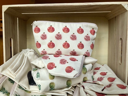Pomegranate Pouch