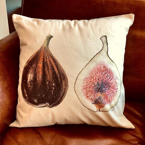 Fig Cushion Cover
