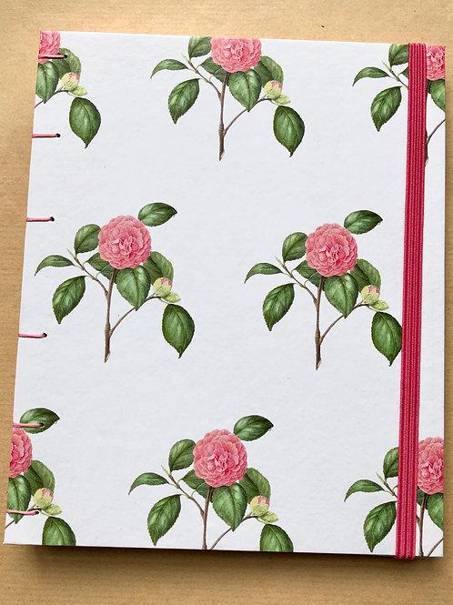 Camellia notebook
