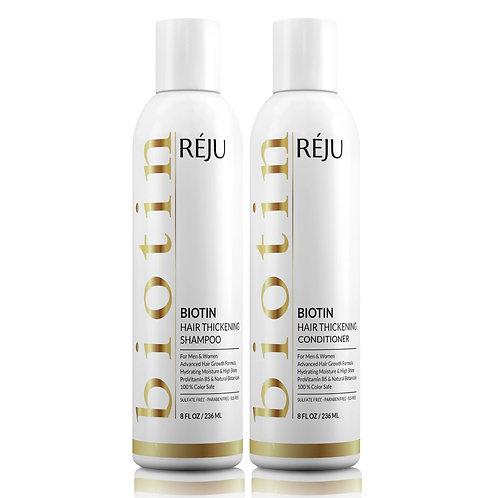 Reju Biotin Thickening Shampoo And Conditioner