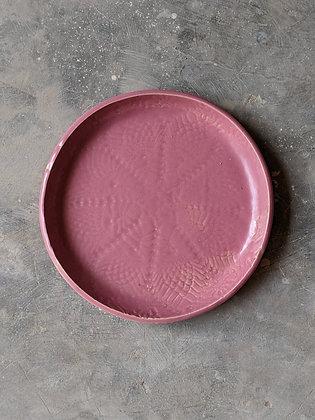 "Doily Plate 9.5"""