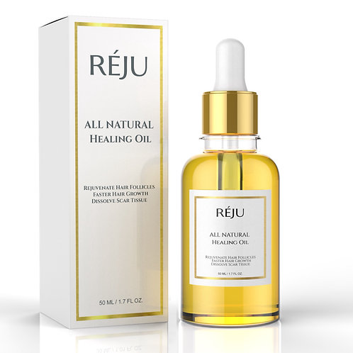Reju Healing Oil Hair Growth Serum