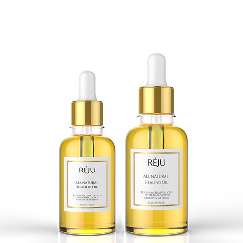 Healing Oil Hair Growth Serum (Combo)