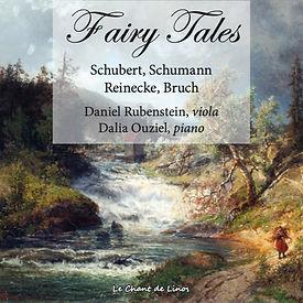 Fairy Tales for viola & piano