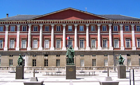 Palais de justice de Chambéry
