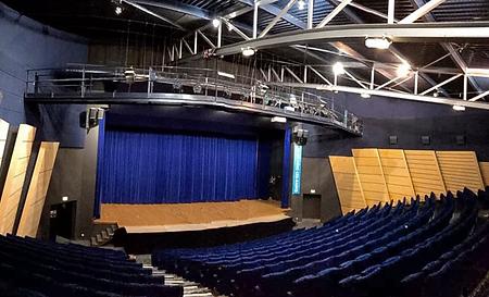 Auditorium La Léchère