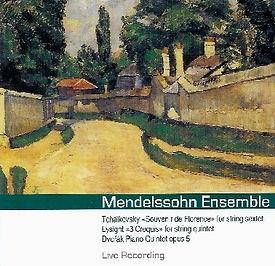Ensemble Mendelssohn Live