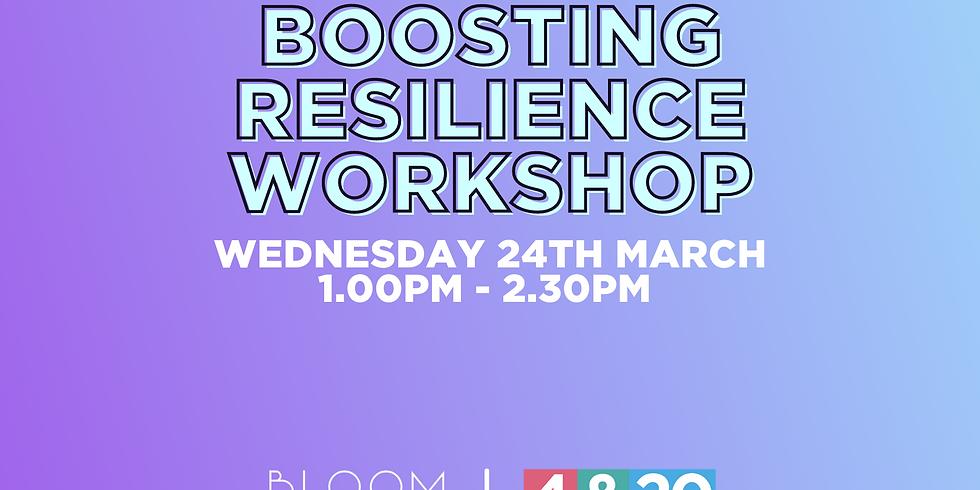 Boosting Resilience Workshop