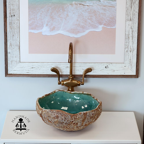 Bermuda Rockpool Sink (This price includes out 15% Insurance/Packaging fee)