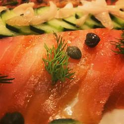 Smoked Salmon_•_•_#smokedsalmon #mammothcatering #privatechef #catering #chef #mammothlakes #mammoth