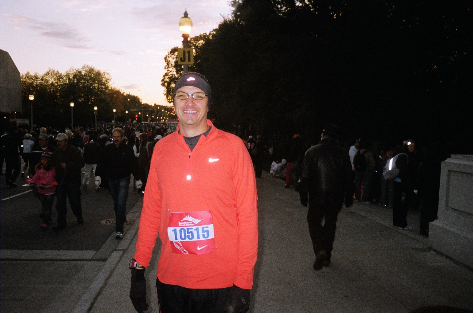 Chicago Marathon 2009