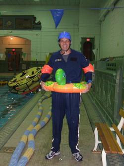 Water Egress Training Can Be Fun!!