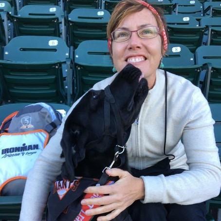 How having a diabetes alert dog makes you feel less alone, Kathleen & Ransom