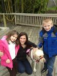 Ozark and family