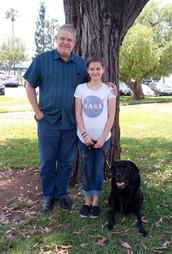 Bender with Doug and Kaycee