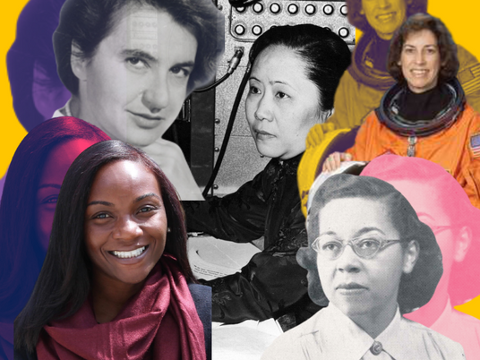 Remember The Women in STEM