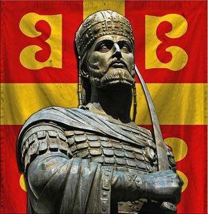 Ο λόγος του Αυτοκράτορος Κωνσταντίνου ΙΑ' Παλαιολόγου προς τους συμπολεμιστές του την παραμονή της Α