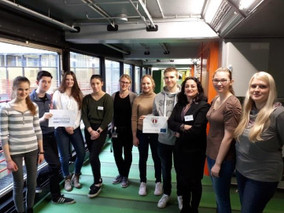 Lab taster day: Molecular biological research in medicine, March 13,2018, University Clinic AACHEN
