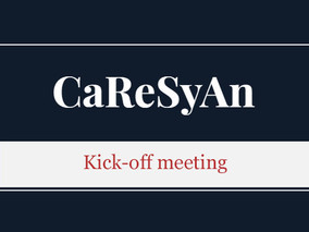CaReSyAn Kick-off meeting Press Release