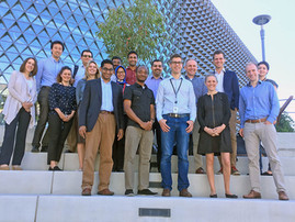 """SFB-TRR219 goes """"Down Under"""".  Scientific meeting with TRR-219 collaboration partners in Adelaide."""