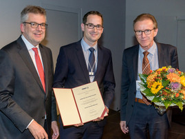 Prof. Rafael Kramann honored with Franz Volhard Prize 2019