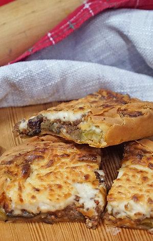 Πίτα γεύμα Μουσακάς