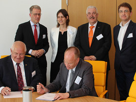 """SFB cooperates with the German patient organisation for kidney disease""""Bundesverband Niere e.V."""""""