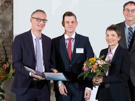 Heinz Maier-Leibnitz-Award for Timo Speer