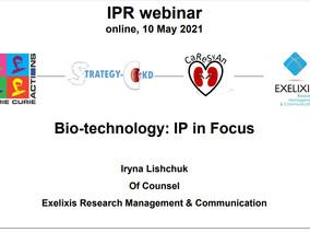 IPR Webinar